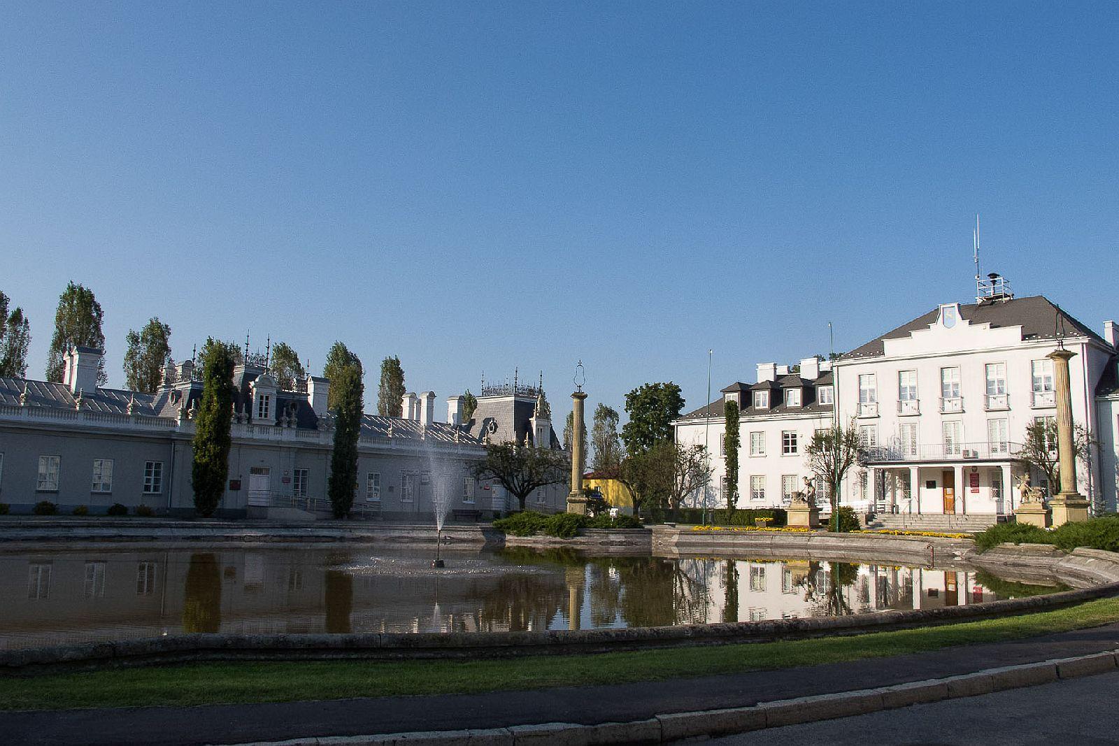 Zespół Pałacowo Parkowy Szlaki Turystyczne Mazowsza